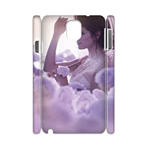 TOSOUL Diy case Selena Gomez customized Hard Plastic case For samsung galaxy note 3 N9000