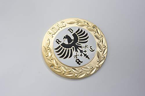Vintage Car Clubs - ADAC Grill Badge Emblem German Club Classic Car Retro