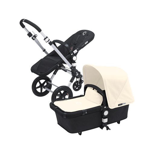 Bugaboo Cameleon Stroller Extendable Off White