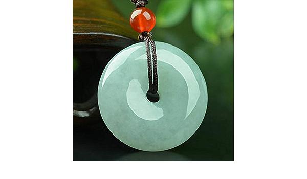 Grade A Carved Green brown Jadeite jade Pendant Burma jade stone 9pcs Lock pendant handmade engraving Amulet Pendant Gemstone Bead link