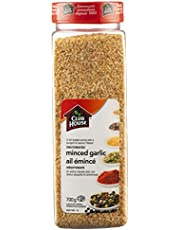 Club House, Quality Natural Herbs & Spices, Dehydrated Minced Garlic, 700g