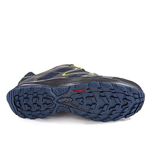 Score Navy navy Phantom trail trail Lime running Salomon Chaussures dYgnqf
