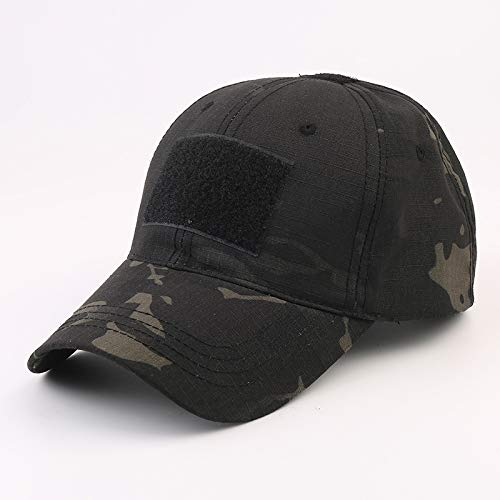 Uphily Tactical Operator Caps with Military Patches
