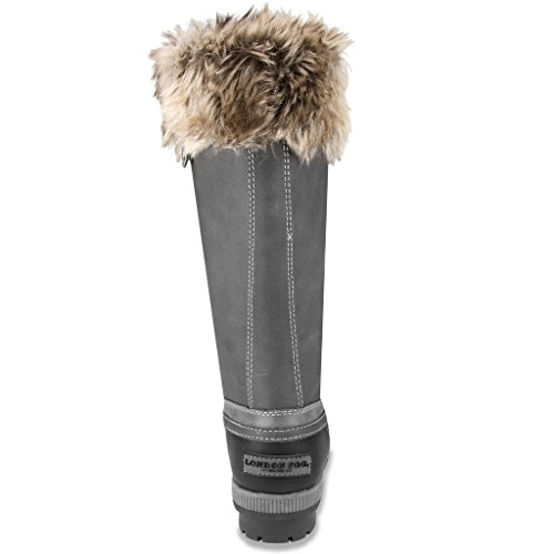 5b357a6b3d9 London Fog Womens Melton Cold Weather Waterproof Snow Boot - Buy Online in  Oman.