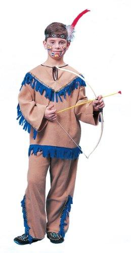 Kids  (Indian Warrior Boy Costume)