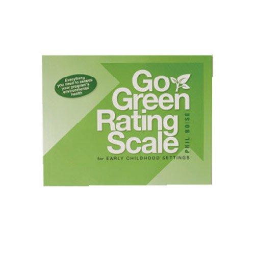 Go Green Rating Scale (Go Green Rating Scale For Kids)