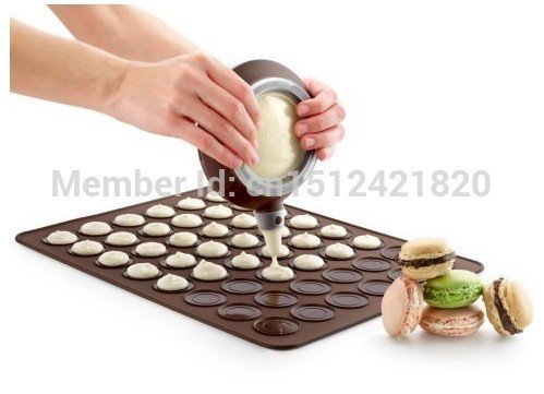 Macaron Baking Set,silicone Cake Mold Mat,baking & Pastry Tools Kitchen Gadgets by JetkyShop