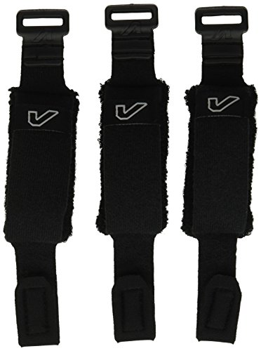 Gruv Gear FW-3PK-LG Fret Wraps String Muter 3 Pack Case, Large, Black from Gruv Gear