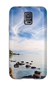 Anti-scratch And Shatterproof Island Of Rakin Kotka Phone Case For Galaxy S5/ High Quality Tpu Case
