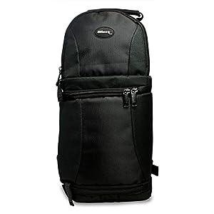 Fully Customizable Soft Padded Sling Backpack for DJI Mavic Pro, DJI Mavic PRO Platinum, and DJI Mavic PRO Alpine White + Fits Extra Accessories