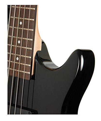 41bxOaBe3gL - Dean Edge 09 Bass, 5 String, Classic Black