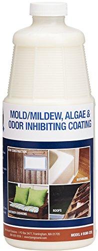 One Shot BGMI-32Q Mold, Mildew, Algae, and Fungus Prevention, 32 oz (1 Quart)
