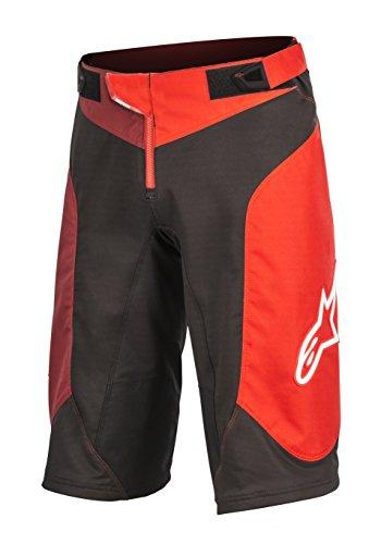 - Alpinestars Vector Shorts, Black Red, 34