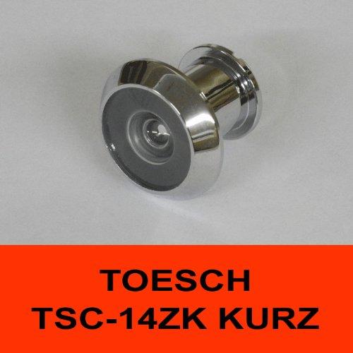 T/ürspion f/ür T/üre 16-25 mm T/ÖSCH TSC-14ZK KURZ