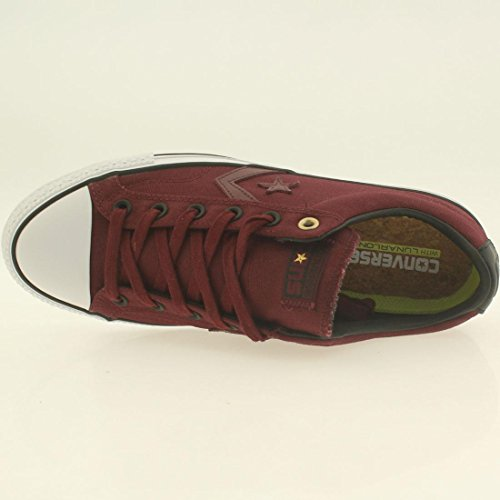 Converse Men Star Player Pro Skate Ox - Vino Pack (burgundy / bordeaux) Size 9.5 US OUebmb