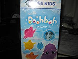amazoncom boohbah snowman w episodes quotsnowmanquot quotjack