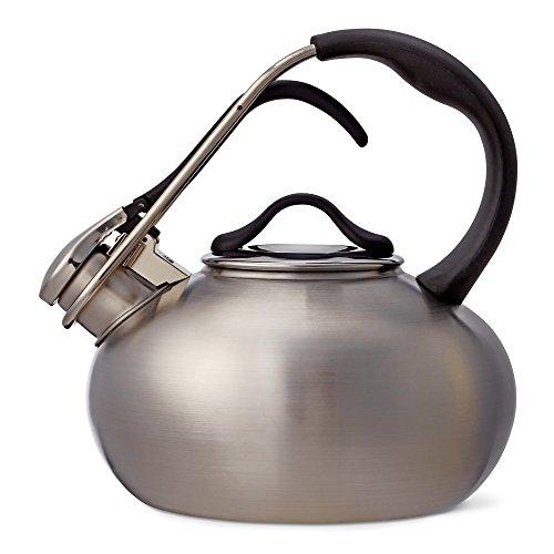 Chantal Loop Stainless Steel Tea Kettle, silver