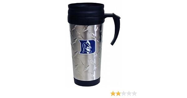 NCAA Duke Blue Devils Mug SS Diamond plate