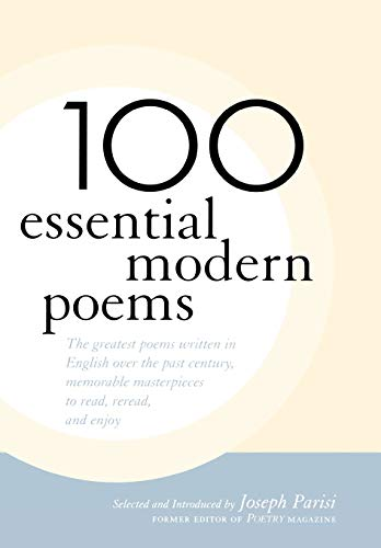 100 Essential Modern Poems