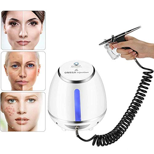 (Oxygen Water Skin Care Injection Spray Machine for Wrinkle Removal Skin Rejuvenation)