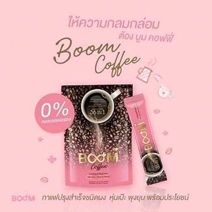 Amazon.com: 4 x Boom Café 36 en 1 Adelgazar el Café Acelerar ...