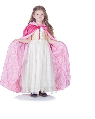 Little Girls Princess Pintuck Cape