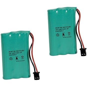 Amazon.com: Rayovac RAYM182 Cordless Phone Battery