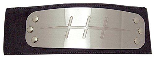Great Eastern GE-8817 Naruto Shippuden Anti-Rain Hidan Headband Cosplay Headband by Great Eastern