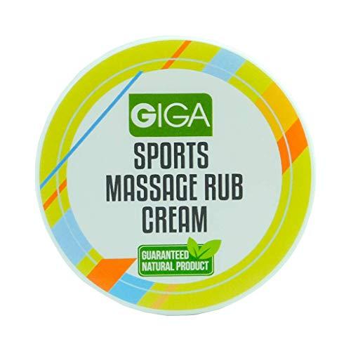 GIGA Sports Massage Rub Cream - 60 ml