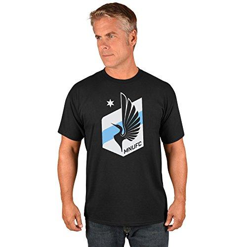 fan products of Minnesota United FC MLS Men's Team Logo T-Shirt (XXL)