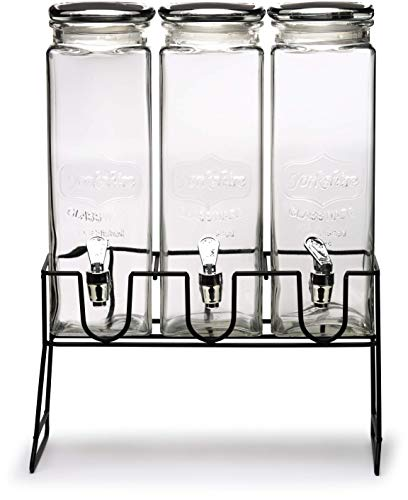 Circleware Chalkboard Dispensers Entertainment Glassware product image