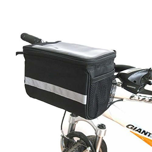Front Rack Bag Bicycle - 8