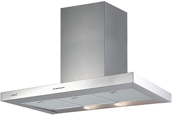 CATA SYGMA X 6000 850 m³/h De pared Acero inoxidable A - Campana (850 m³/h, Canalizado/Recirculación, A, A, B, 65 dB): Amazon.es: Grandes electrodomésticos