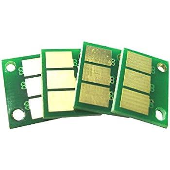 BCMY For Konica Minolta Bizhub C224 C284 C364 C454 C554 25 x Drum Reset Chips