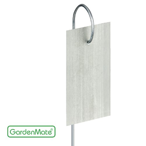 GardenMate 25-Pack 10'' Metal Plant Label HOOK