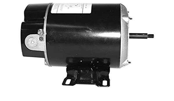 1.5 hp 3450//1725 RPM 48Y Frame 115V 2-Speed Pool /& Spa Electric Motor US Electric Motor # EZBN50