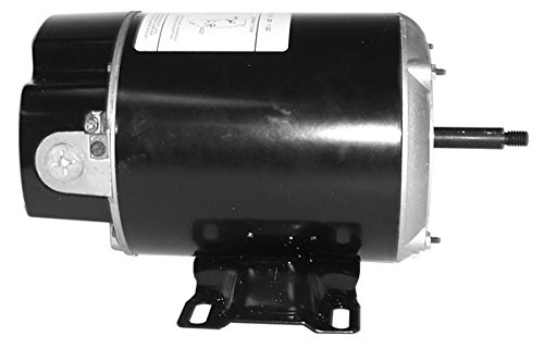 - US Motors EZBN50 1.5 HP Two Speed, Thru bolt, 115v Pool and Spa Motor