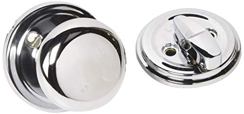 Kwikset Corporation 99660-157 Hancock Single Cylinder Interior Pack Knob, Polished Chrome