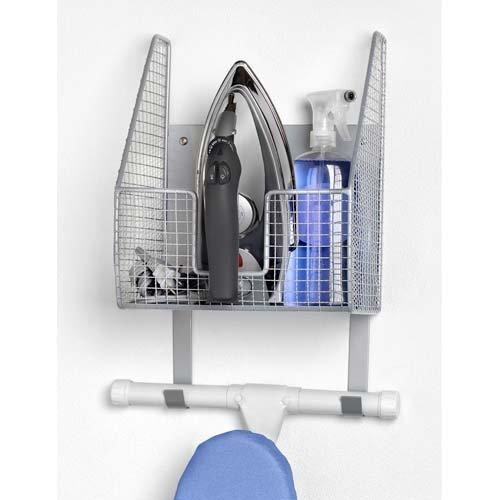 Spectrum Diversified 89375CAT Single Basket Ironing Board Holder Spectrum Diversified Designs Inc. 10591013396