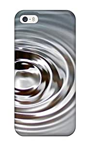 Fashionable Style Case Cover Skin For Iphone 5/5s- Water Waves