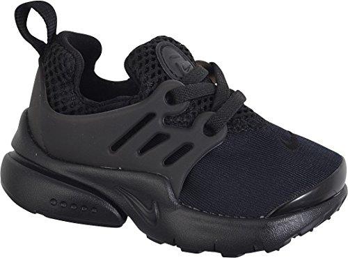 td Little Nike Noir Mixte Presto Bébé Chaussures O7ZwBqx