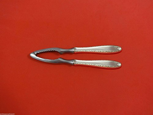 Southern Charm by Alvin Sterling Silver Nut Cracker HHWS Custom Made 7 (Sterling Flatware Cracker)