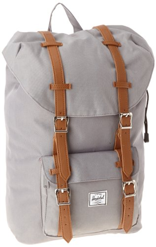 cc7b6bf72c5 Herschel Little America Mid-Volume Backpack-Grey - Import It All