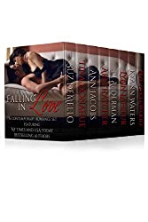 Falling in Love: a boxed set of 8 sexy contemporary romances