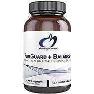 Designs for Health FemGuard Balance - Women's Formula with DIM, 5-L-MTHF + Resveratrol (120 Capsules)