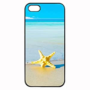 Beach Tropical Beach and Stones Photo Hard iphone 4 4S Case , Fashion Image Case Diy, Personalized Custom Durable Case For iPhone 4 4S