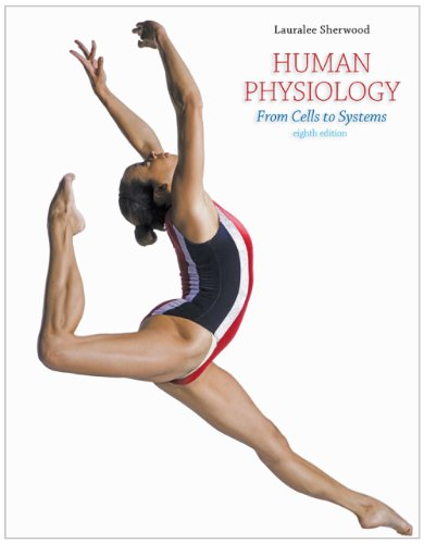 Coloring Book for Sherwood's Human Physiology: From Cells to Systems, 8th by Cengage Learning