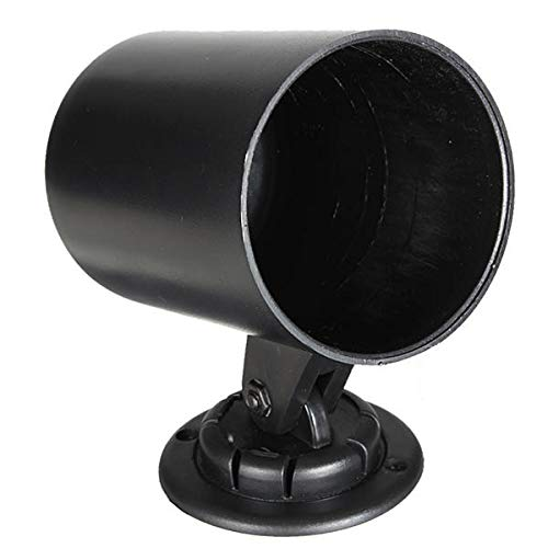 Motorcycle Motorcycle Engines Component - 52mm 2 Inch Universal Car Gauge Swivel Pod Mount Holder Black -1x Single Swivel Pod Some Necessary Parts For Installation/
