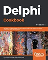 Delphi Cookbook, 3rd Edition Front Cover