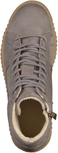 Tamaris 25149-31 - Botas de cuero para mujer gris